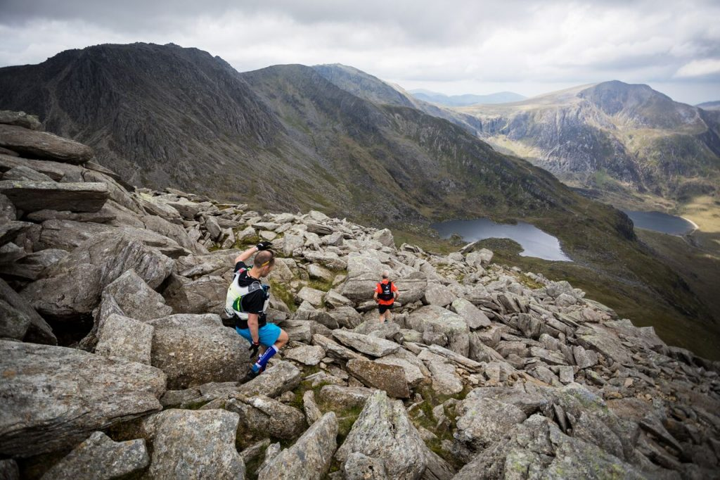 Berghaus Dragon's Back Race